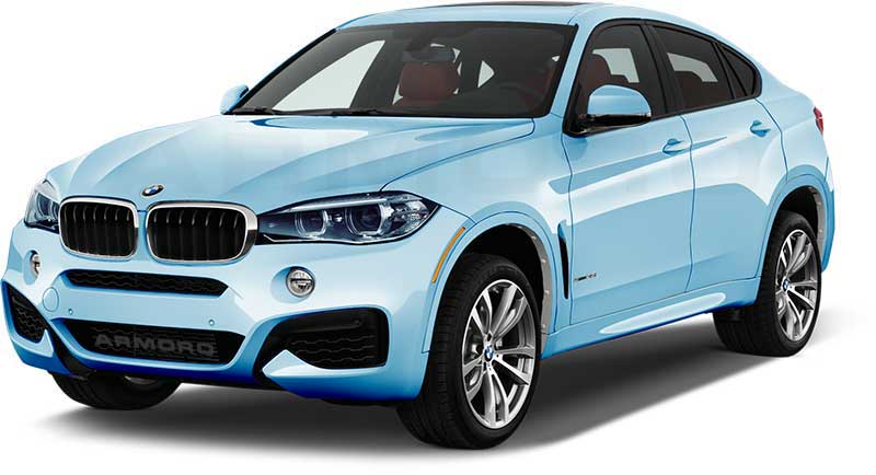 Максимальная защита кузова автомобиля защитной плёнкой