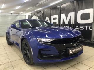 Chevrolet Camaro - защита кузова немецкой плёнкой «Oraguard 270»