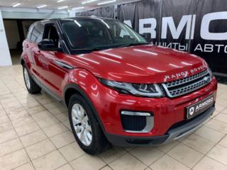 Range Rover Evoque - бронирование кузова полиуретановой плёнкой «SunTek PPF»