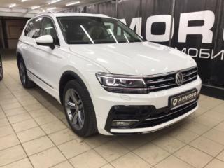 Volkswagen Tiguan - защита кузова виниловой пленкой «Oraguard 270»