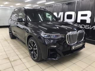 BMW X7 - полная защита кузова бронеплёнкой «SunTek PPF»